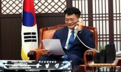 """송영길 외교통일위원장, 러시아에 """"북한에서 남·북·러 3자회담"""" 제안"""