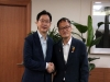 """박주민-김경수 '동남권교통망및 인재확충에 힘써겠다' """"당이 젊어져야 당의 미래가..."""""""